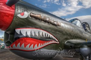 Curtiss P-40 Kittyhawk