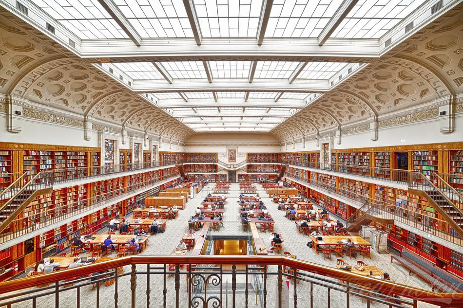 Mitchell Library Reading Room