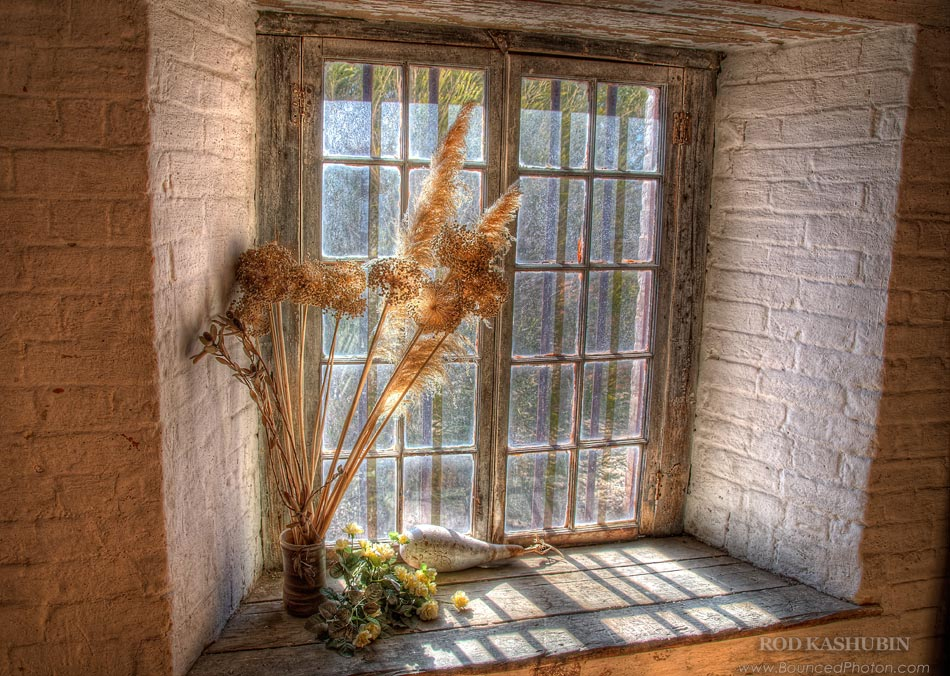Old Goulburn Brewery Window