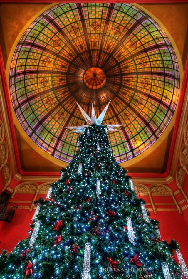 QVB Christmas Tree