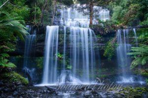 Russell Falls, Tasmania, Australia