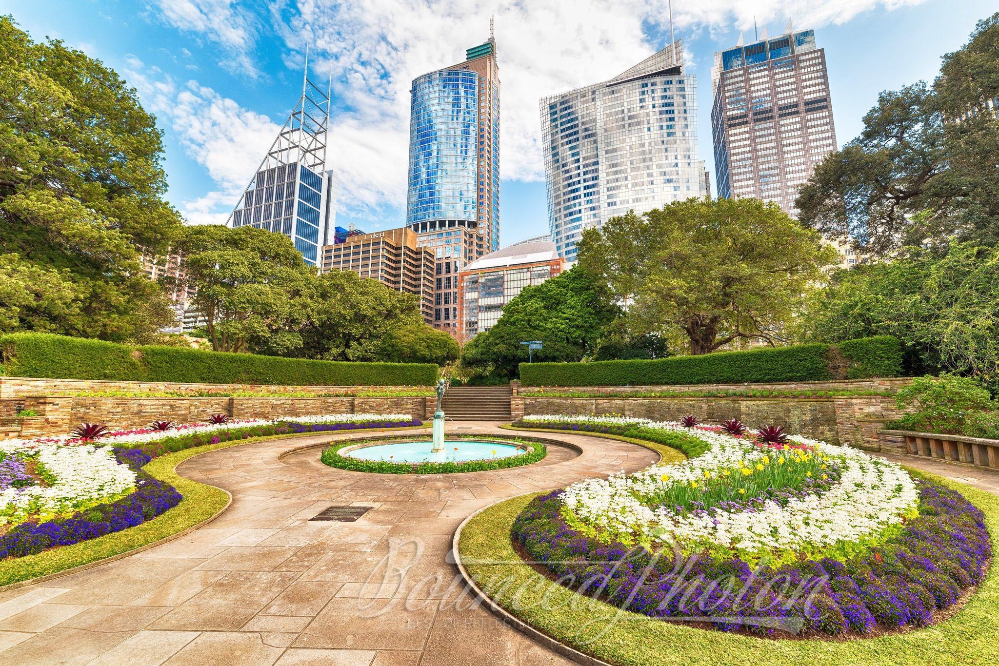 Royal Botanic Garden, Sydney, Australia