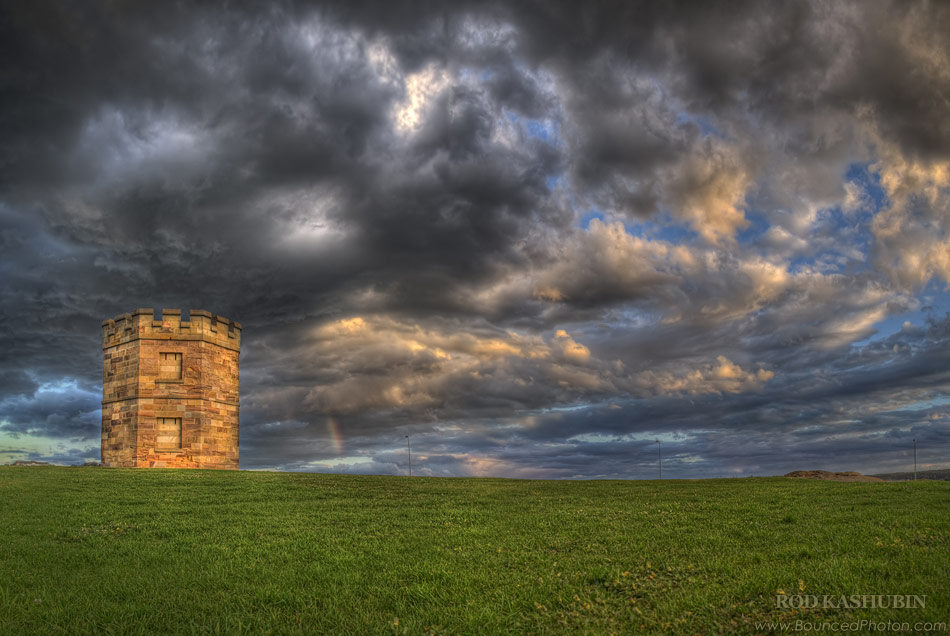 The Watchtower at La Perouse