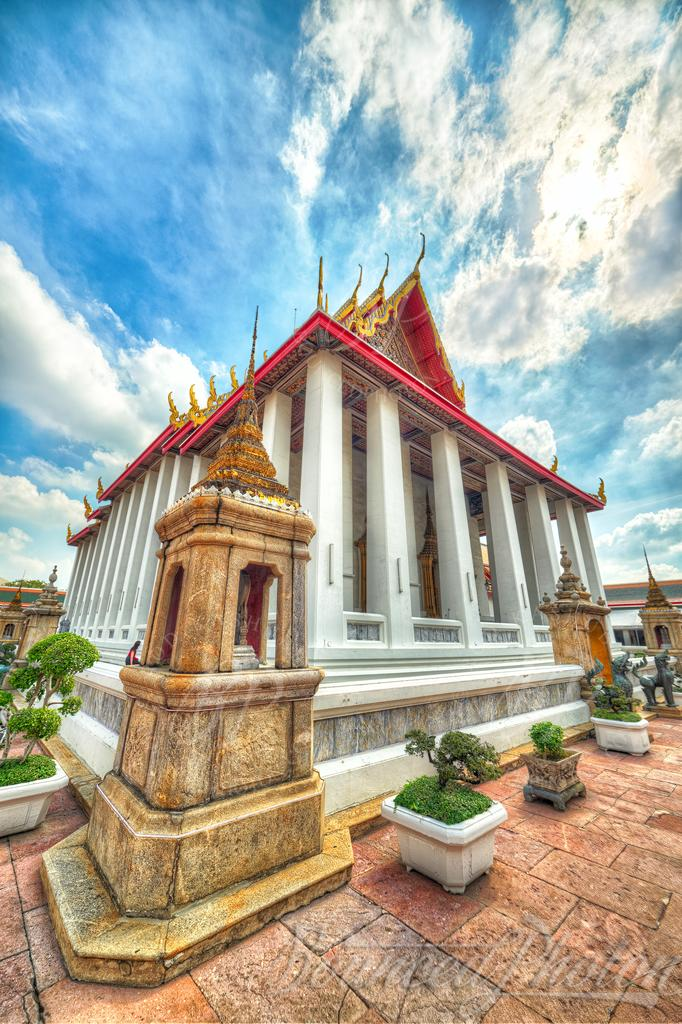 Wat Pho Grandeur
